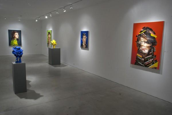 Erik Olson, Douglas Udell Gallery, Vancouver Art