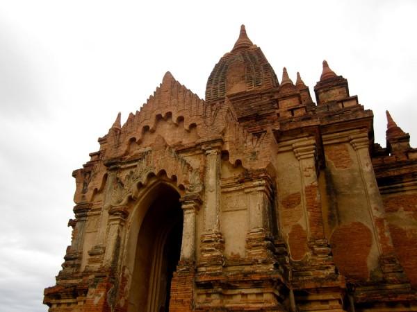 Bagan Pagoda, Myanmar