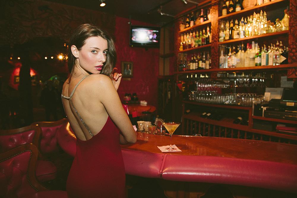 Silver Bar Madonna Inn