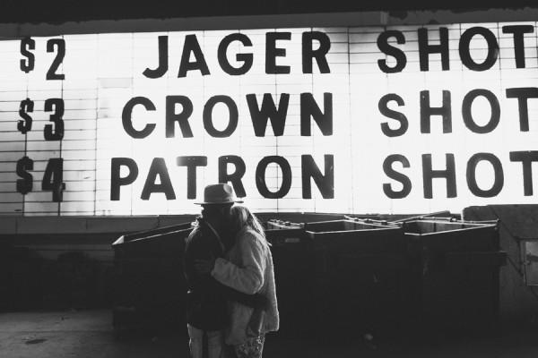 Sticks & Stones Shotgun Wedding Live Fast Mag