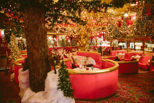 Christmas at Madonna Inn Live Fast Mag