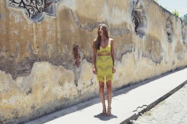 For Love & Lemons SS14 Live Fast Mag