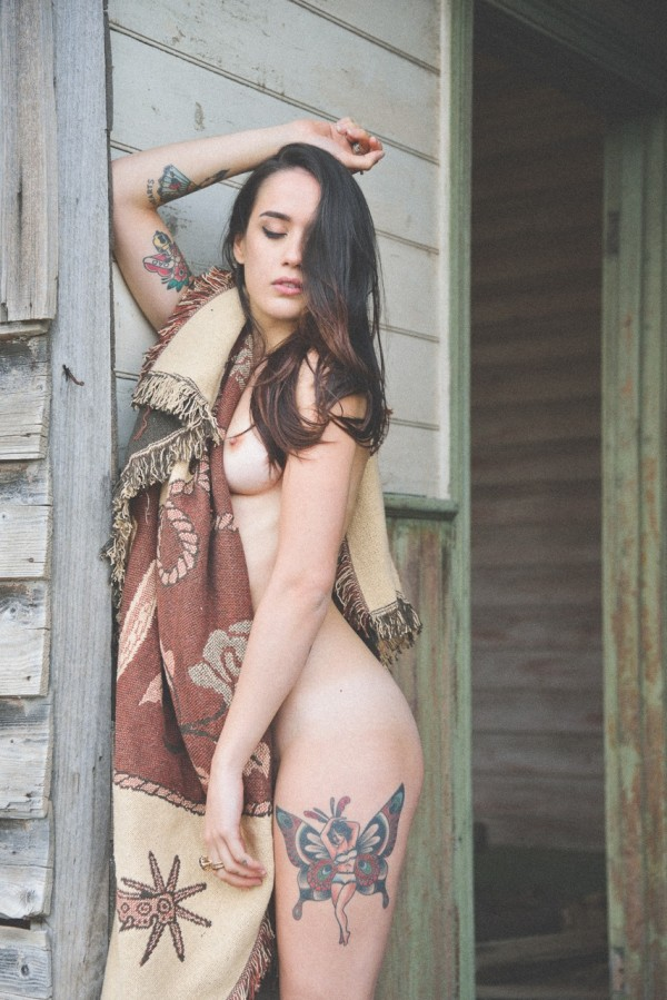 Editorial Melissa Findley Live Fast Mag