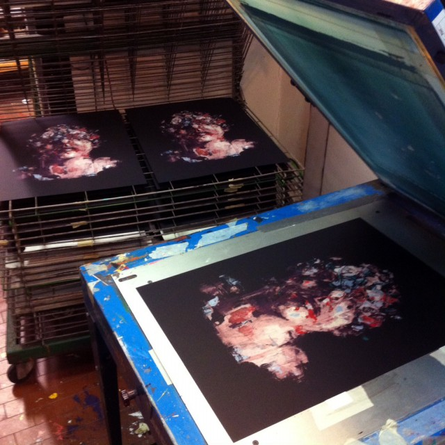 Borondo_ScreenPrint_Process