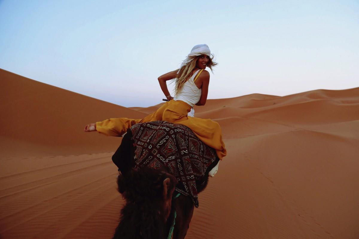 Sahara-Morocco-