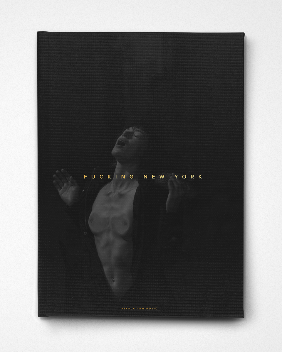 Fucking New York collector cover featuring Stoya
