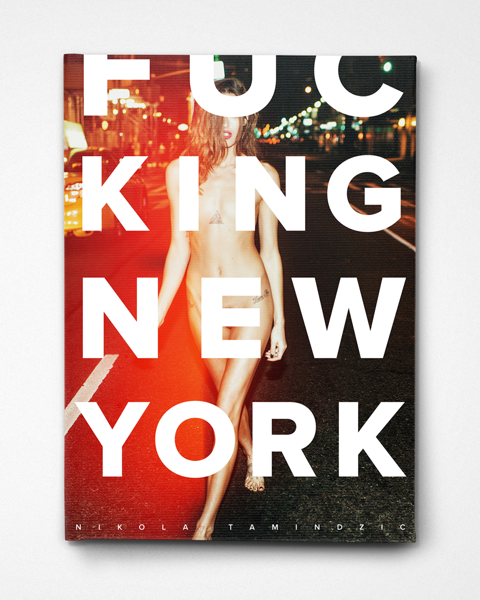 Fucking New York standard cover top