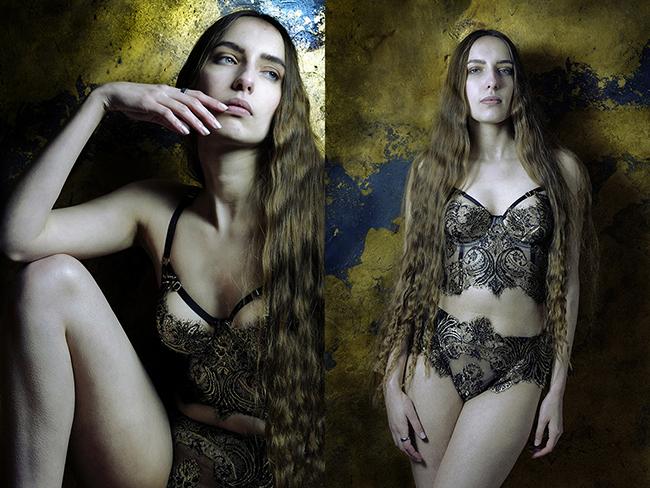 Karolina Laskowska Lingerie Celestial Bodies Photography Jenni Hampshire 20
