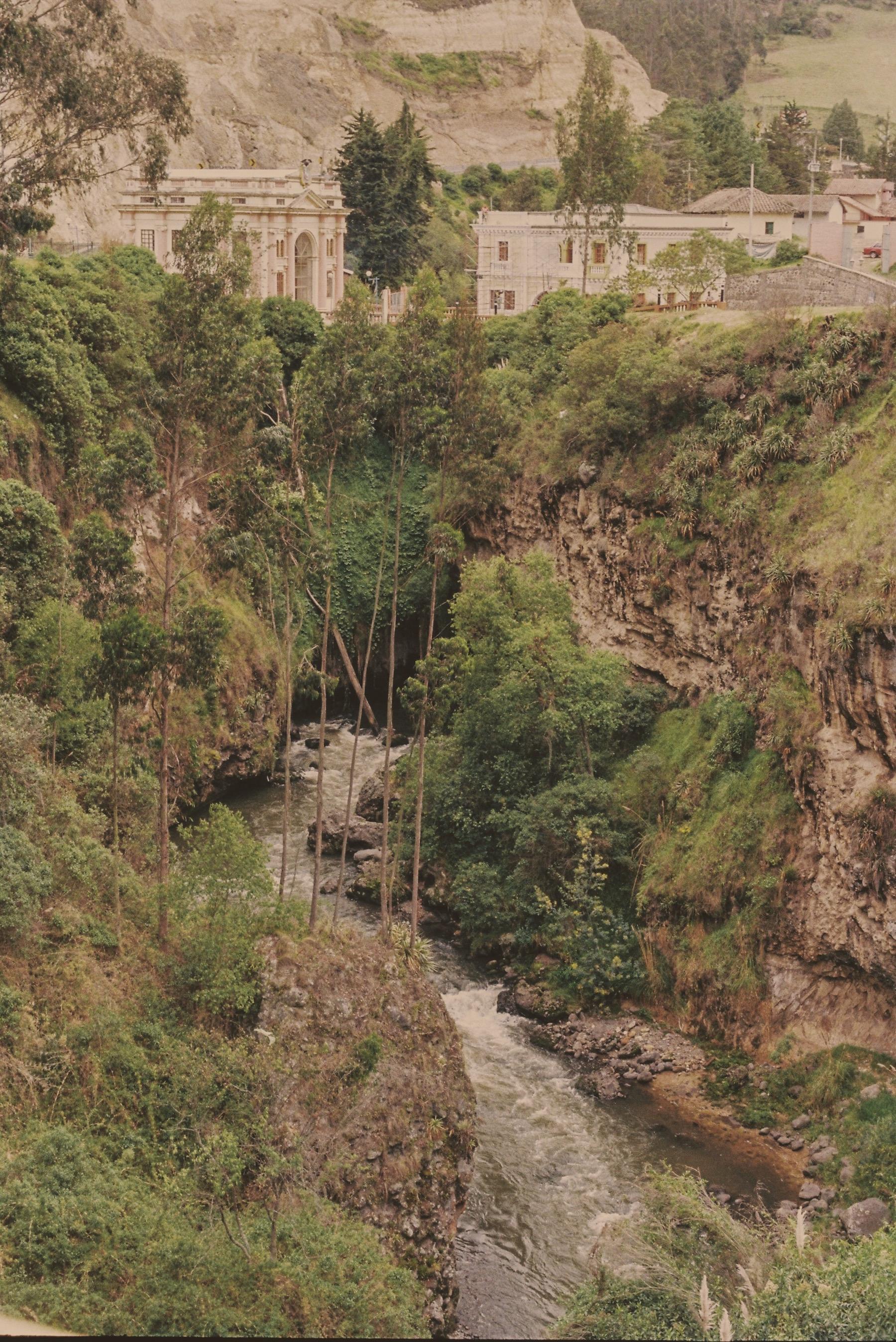Ecuador-Colombia Border