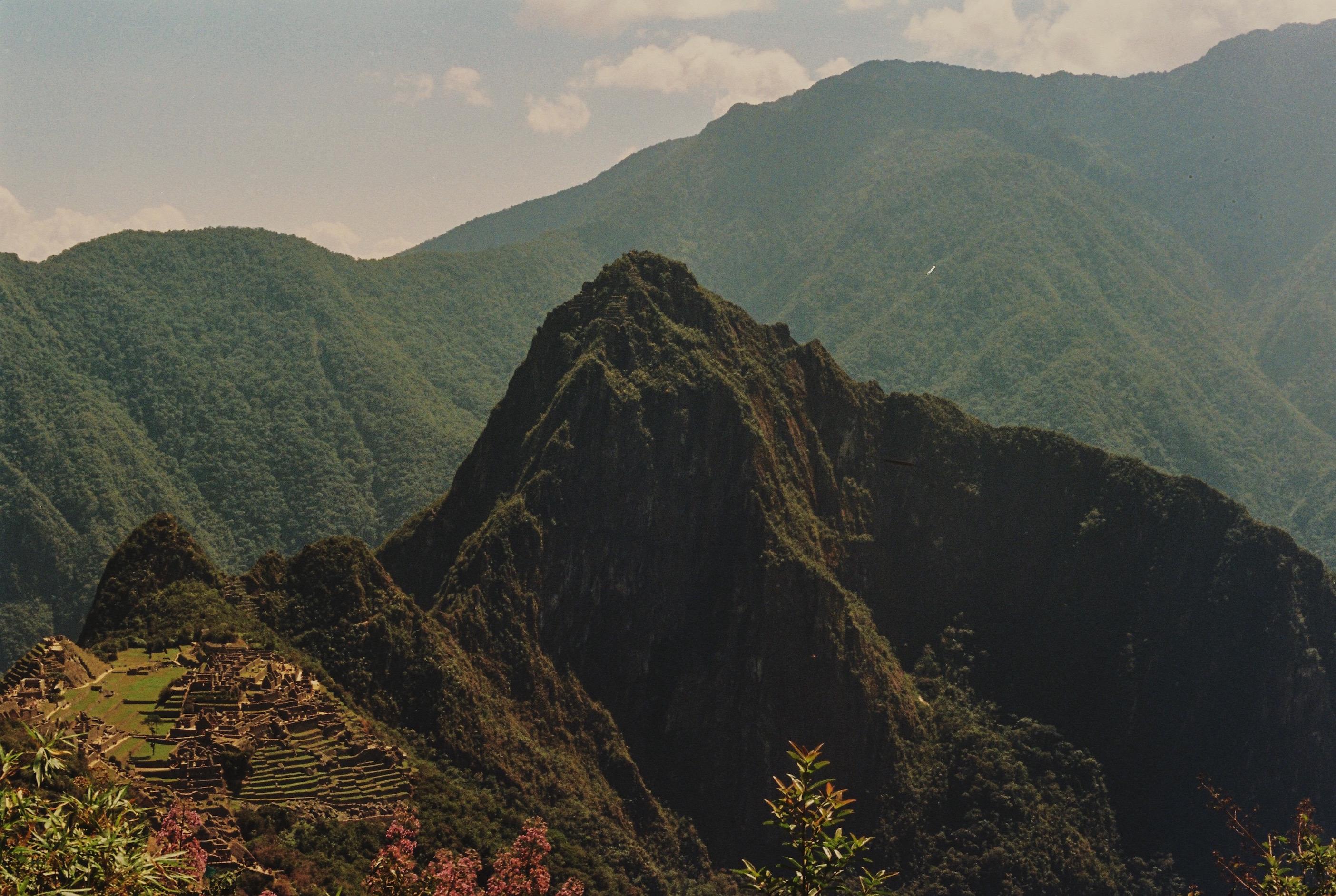 Machu Picchu , Peru