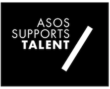 asos supports talent